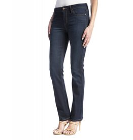 Liverpool Jeans Liverpool Sadie Straight Jean Stone Wash