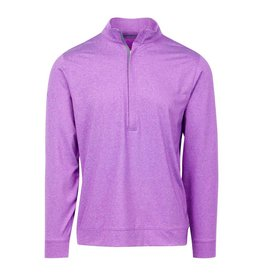 Matte Grey Matte Grey Hightower Half Zip Iris Heather