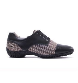 Walter Genuin Walter Genuin Astra Golf Shoe Black/Bronze