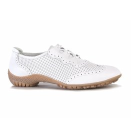 Walter Genuin Walter Genuin Jamie Golf Shoe White