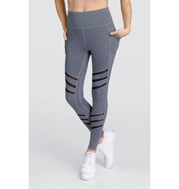 Tail Tennis Tail Cara Legging Dark Heather