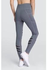 Tail Tennis Tail Cara Legging Dark Heather