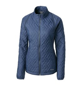 Annika Annika Propel 2 in 1 Quilted Jacket Sport Slate