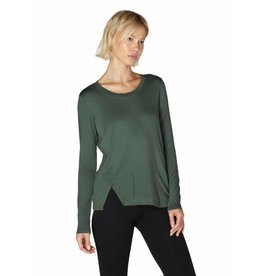 Beyond Yoga Beyond Yoga Out Front Split Pullover