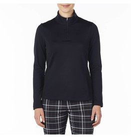 Nivo Sport NIvo Kelly Long Sleeve Zip Mock