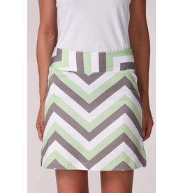 Golftini Golftini Chutes and Ladders Pull On Tech Skort