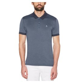 Penguin Original Penguin Birdseye View Polo Black Iris