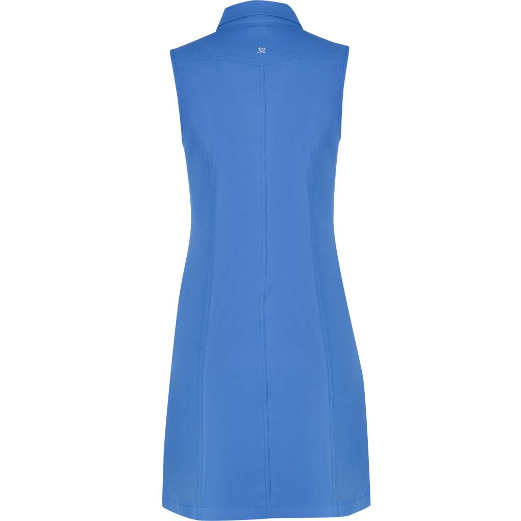 Daily Sports Daily Sports Scarlet Dress Deep Water