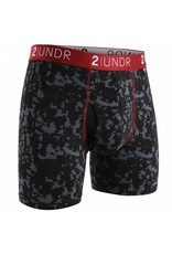 2UNDR 2UNDR Swing Shift Boxer Brief Digi Print XL