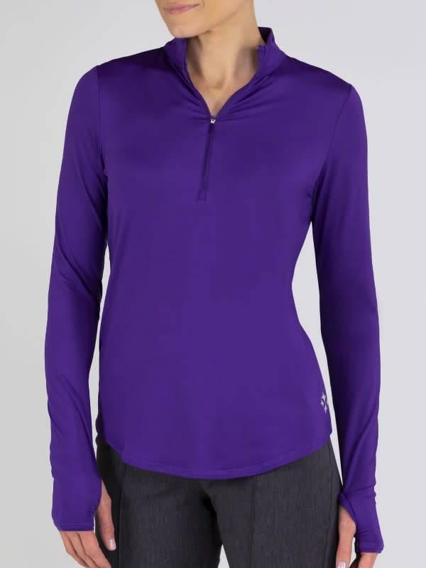 Jofit Jofit UV Mock Purple Mist