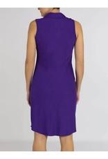 Jofit Center Seam Golf Dress Purple Mist