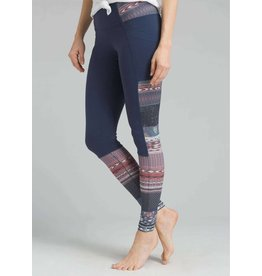 prAna prAna Blue Highway Legging Blue Pioneer