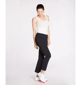 Kinona Kinona Smooth Your Waist Crop Pant Black