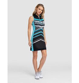 Tail Tail Alyssa Dress Flutter Stripe