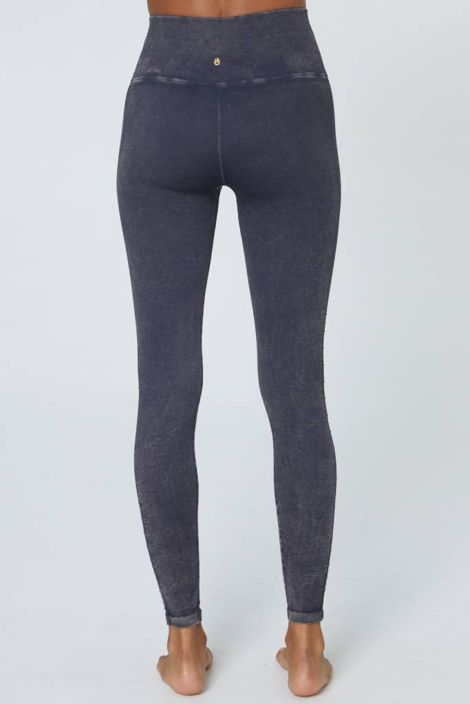 Spiritual Gangster Self Love Legging Vintage Black