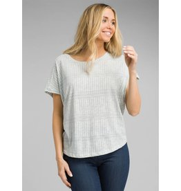 prAna prAna Epley Top White Nani