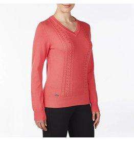 Nivo Sport Nivo Walker Sweater Sunkist Coral