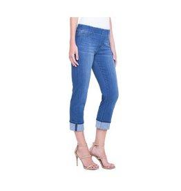 Liverpool Jeans Liverpool Chloe Crop Jean Harlow