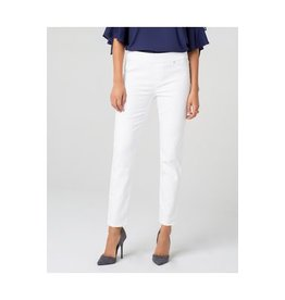 Liverpool Jeans Liverpool Meredith Ankle Slim Denim White