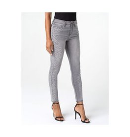 Liverpool Jeans Liverpool Jeans Abby Ankle Skinny Ombre Cheetah