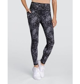 Tail Tennis Tail Aviana Reversible Legging Etched Floral