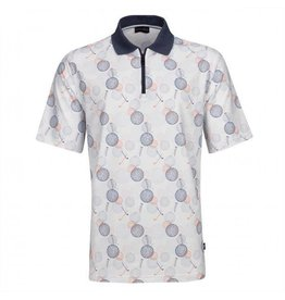 Golfino Golfino Sunny Winter Polo White