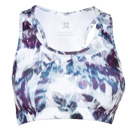 Daily Sports Active Resilient Bra White