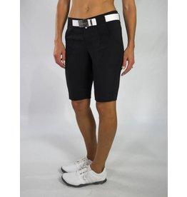Jofit Jofit Belted Bermuda Short Black