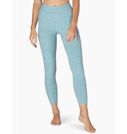 Beyond Yoga Beyond Yoga Spacedye Caught In The Midi Legging Blue Crush