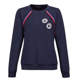 Golfino Retro Sport Sweater Blue