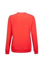 Golfino Retro Sport Sweater Scarlet