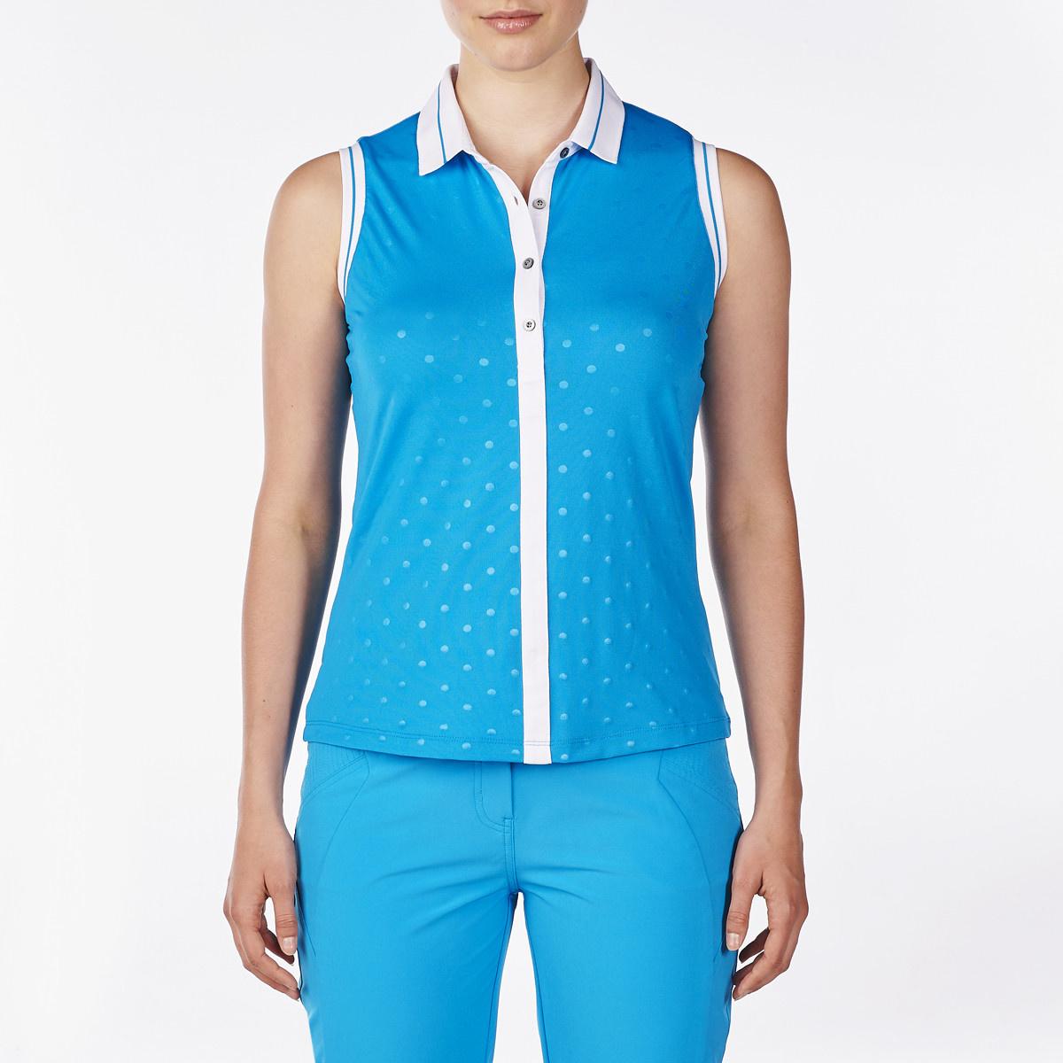 Nivo Sport Nivo Danni Polo Malibu Blue