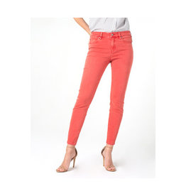 """Liverpool Jeans Penny Ankle Skinny 28""""ins Mineral Red"""