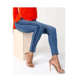 Liverpool Jeans Liverpool Chloe Ankle Skinny Double Shadow