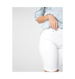 Liverpool Jeans Chloe Pull On Bermuda White