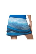 Lucky In Love Longitude Skort Long El Blue