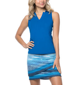 Lucky In Love Lucky in Love Chi Chi Tank El Blue