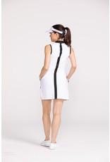 Kinona Kinona Putt and Party Sleeveless Dress White