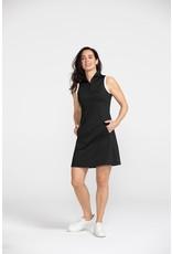 Kinona Simply Chic SL Golf Dress Black