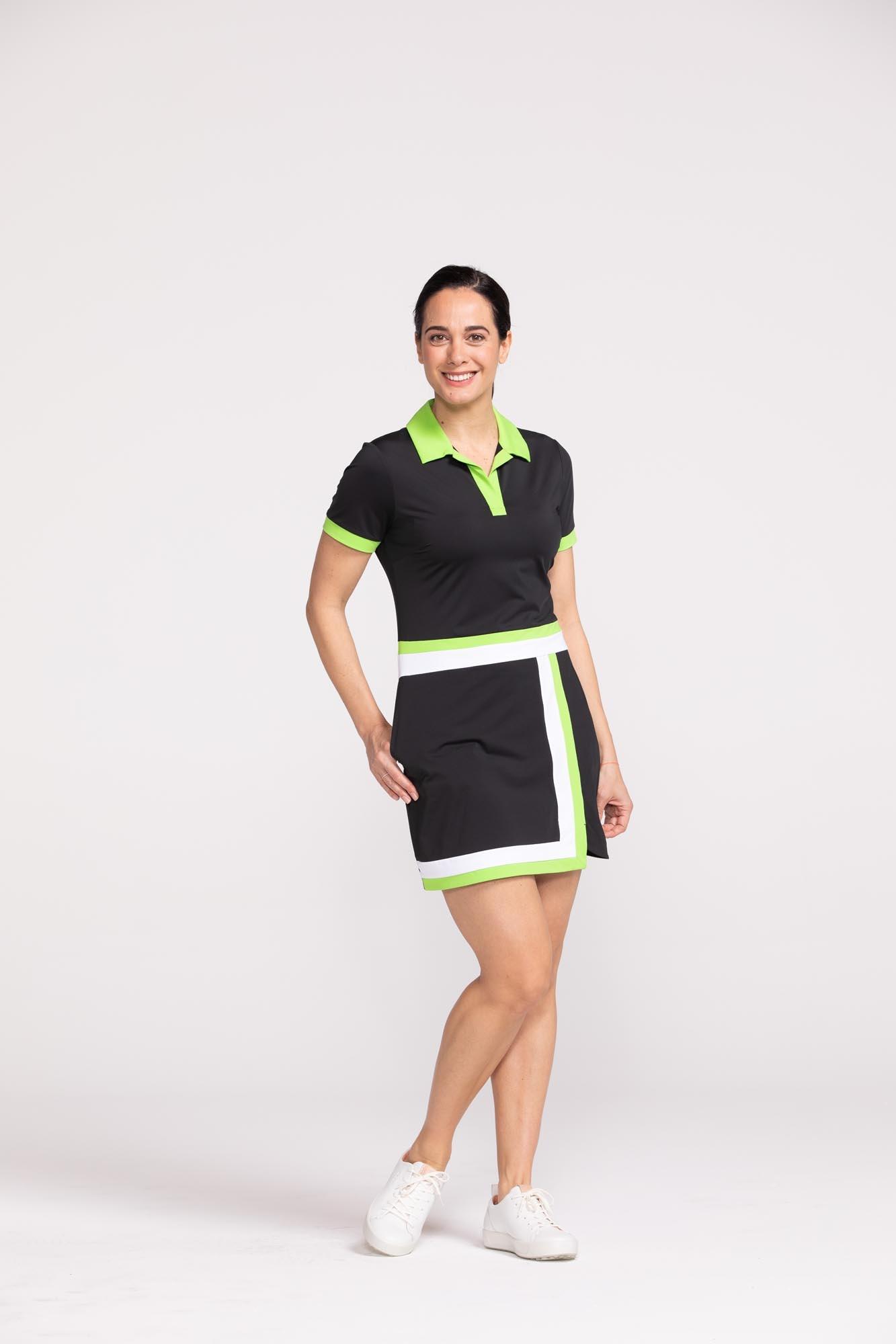 Kinona Waistline Wonder SS Dress Black