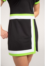 Kinona Kinona Waistline Wonder Short Sleeve Dress Black