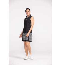 Kinona Kinona Keep it Covered Sleeveless Top Black
