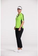 Kinona Kinona Slim & Sleek Short Sleeve Top Grass