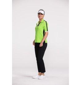 Kinona Slim & Sleek Short Sleeve Top Grass
