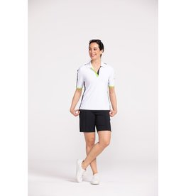 Kinona Slim & Sleek Short Sleeve Top White