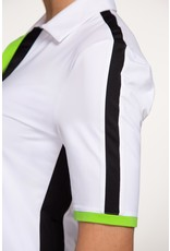 Kinona Slim & Sleek Short Sleeve Top White