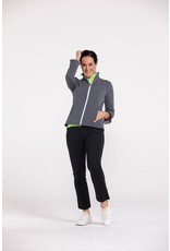 Kinona Kinona Chill Killer Golf Jacket Grey Heather