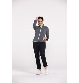 Kinona Kinona Chill Killer Golf Jacket Grey Heather