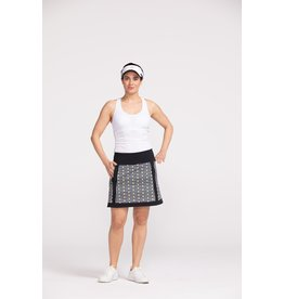 Kinona Kinona Fresh & Flirty Golf Skort Gingham