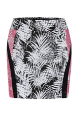 Tail Tail Hadassah Skort Tropical Print Dark